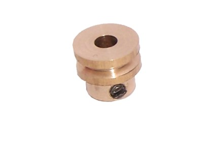 1/2 inch Mamod Crankshaft Pulley New