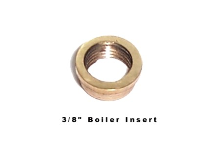 Boiler insert 3/8 inch for Safety Valve