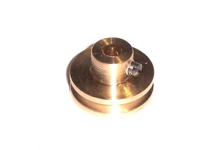 3/4 inch Pulley for Mamod Lineshaft