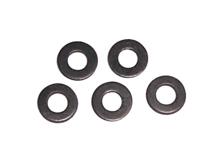 Mamod Safety Valve Washers 1/4 inch Neoprene (x5)