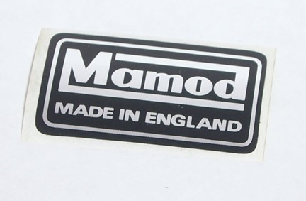 Mamod Steam Car Sticker